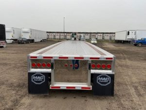 2021 MAC TRAILER MFG 53' QUAD AXLE 6007050531