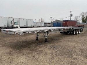 2021 MAC TRAILER MFG 53' QUAD AXLE 6007051919