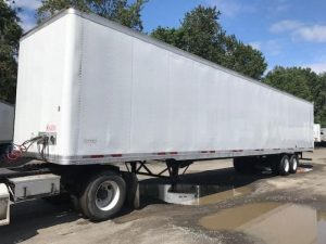 2007 WABASH NATIONAL 53' SWING DOORS 6010497681