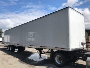 2007 WABASH NATIONAL 53' SWING DOORS 6010497683