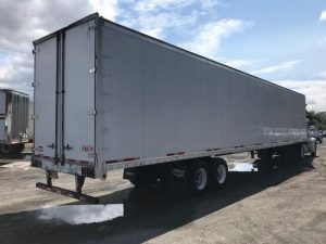 2007 WABASH NATIONAL 53' SWING DOORS 6010497699
