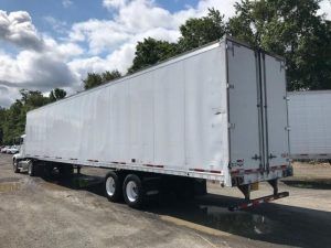 2007 WABASH NATIONAL 53' SWING DOORS 6010497705