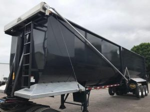 2021 MAC TRAILER MFG 45' TRI-AXLE END DUMP 6023019517