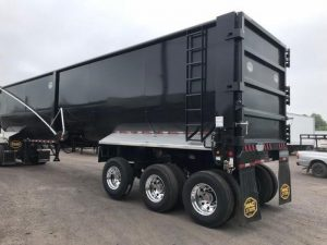 2021 MAC TRAILER MFG 45' TRI-AXLE END DUMP 6023019567