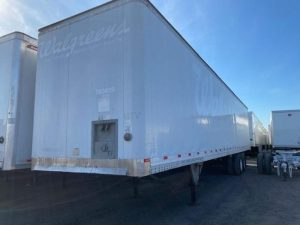 2008 HYUNDAI 48' AIR RIDE ROLL DOOR DRY VAN 6026561595