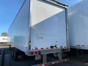 2008 HYUNDAI 48' AIR RIDE ROLL DOOR DRY VAN 6026561599