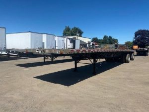 1997 TRANSCRAFT 48' SPREAD AIR COMBO FLATBED 6090721895