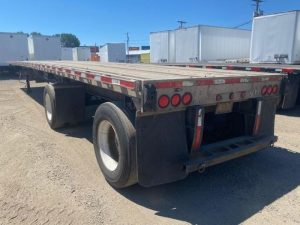 1997 TRANSCRAFT 48' SPREAD AIR COMBO FLATBED 6090721927