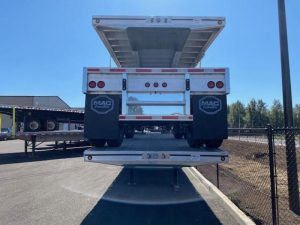 2021 MAC TRAILER MFG 48' ALL ALUMINUM FLATBED 6116786363