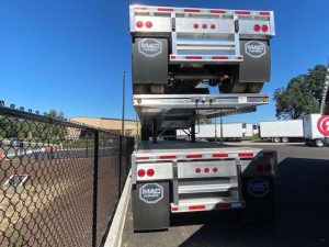 2021 MAC TRAILER MFG NEW ALL ALUMINUM 48' ROAD WARRIOR FLATBED 6116862089
