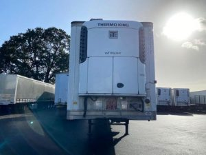 2010 HYUNDAI 48' ROLL DOOR REEFER 6136185715