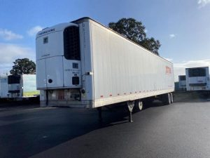 2010 HYUNDAI 48' ROLL DOOR REEFER 6136185717