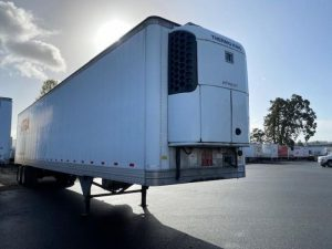 2010 HYUNDAI 48' ROLL DOOR REEFER 6136185723