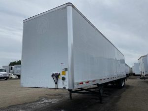 2006 UTILITY 48' ROLL DOOR DRY VAN W/TUCK-AWAY GATE 6153322367