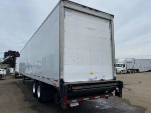 2006 UTILITY 48' ROLL DOOR DRY VAN W/TUCK-AWAY GATE 6153322405