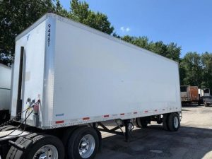 "2011 VANGUARD 28' X 102"" ROLL DOOR DRY VAN 6153342363"