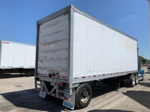 "2011 VANGUARD 28' X 102"" ROLL DOOR DRY VAN 6153342365"
