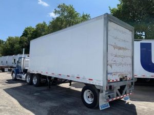"2011 VANGUARD 28' X 102"" ROLL DOOR DRY VAN 6153342371"