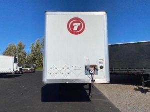 2006 WABASH NATIONAL 28' COMPOSITE DRYVAN 6153470175