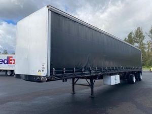 2005 GREAT DANE 48' CURTAIN VAN 6163193295