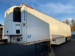 2014 GREAT DANE 53' MULTI TEMP REEFER 6170542997