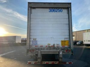 2014 GREAT DANE 53' MULTI TEMP REEFER 6170543001