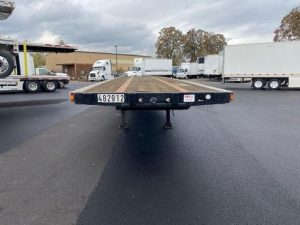 1998 FONTAINE 48' FLATBED 6171867131