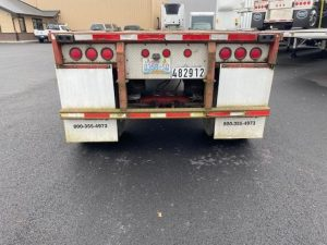 1998 FONTAINE 48' FLATBED 6171867159