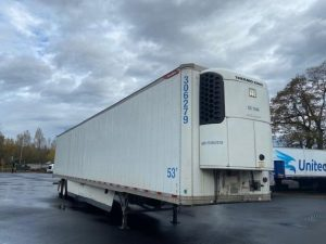 2014 GREAT DANE 53' MULTI TEMP REEFER 6178658455