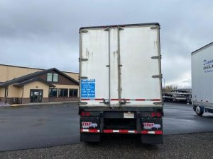2006 UTILITY 53' QUAD AXLE CURTAIN VAN 6178774879