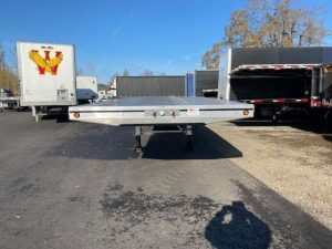 2021 MAC TRAILER MFG 53' ALUMINUM QUAD AXLE FLATBED 6180029613