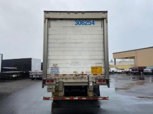 2014 GREAT DANE 53' MULTI TEMP REEFER 6181104215