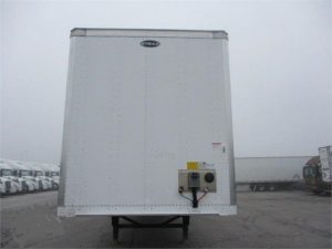 2022 STRICK NEW 53' TF1 ROLL DOOR DRY VAN 6195554375