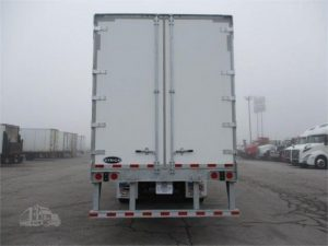 2022 STRICK NEW 53' TF1 SWING DOOR DRY VAN 6195554399