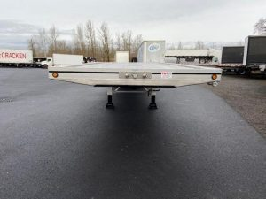 2021 MAC TRAILER MFG 53' ALL ALUMINUM QUAD AXLE FLATEBED(5 AVAILABLE) 6199062519