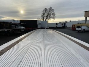 2021 MAC TRAILER MFG 53' ALL ALUMINUM QUAD AXLE FLATEBED(5 AVAILABLE) 6199062543