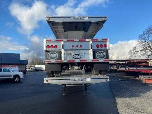 2021 MAC TRAILER MFG 48' ALL ALUMINUM FLATBED 6212581349