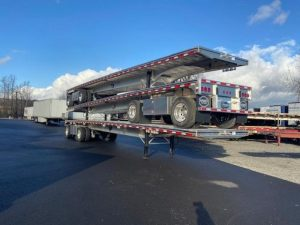 2021 MAC TRAILER MFG 48' ALL ALUMINUM FLATBED 6212581359