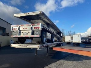 2021 MAC TRAILER MFG 48' ALL ALUMINUM FLATBED 6212581415