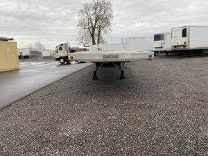 2021 MAC TRAILER MFG 53' ALL ALUMINUM QUAD AXLE FLATEBED(5 AVAILABLE) 6213998679