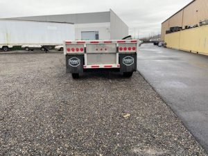2021 MAC TRAILER MFG 53' ALL ALUMINUM QUAD AXLE FLATEBED(5 AVAILABLE) 6213999935