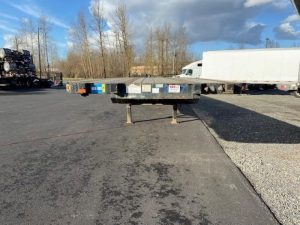 2008 FONTAINE 48' FLAT BED 6215600737