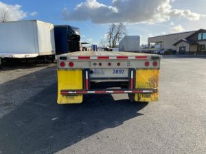 2008 FONTAINE 48' FLAT BED 6215600747