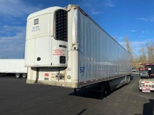 2014 GREAT DANE 53' MULTI TEMP REEFER 6224331083