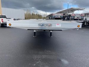 2021 MAC TRAILER MFG 53' ALL ALUMINUM QUAD AXLE FLATEBED 6270023423