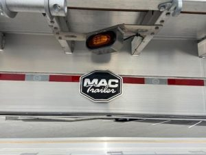2021 MAC TRAILER MFG 53' ALL ALUMINUM QUAD AXLE FLATEBED 6271182815