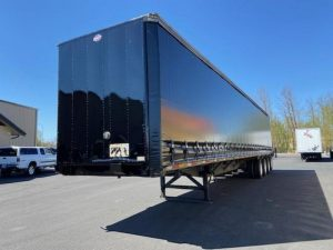 2010 UTILITY 53' QUAD AXLE CURTAIN VAN 7012838759