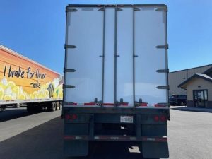 2010 UTILITY 53' QUAD AXLE CURTAIN VAN 7012838761