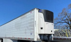 2017 WABASH NATIONAL 53' TRI-AXLE REEFER 7014951385