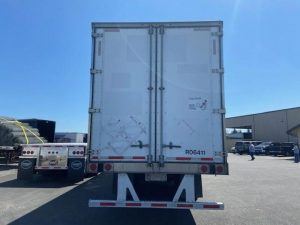 2017 WABASH NATIONAL 53' TRI-AXLE REEFER 7014951419